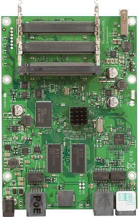 Плата MikroTik RB433UL, фото 2