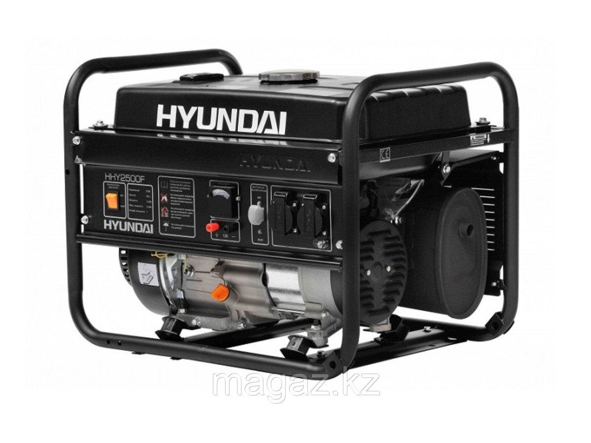 Бензиновая электростанция HHY 2500F