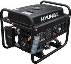 Бензиновая электростанция HHY 3000F