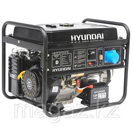 Бензиновая электростанция HHY 9000FE, фото 2