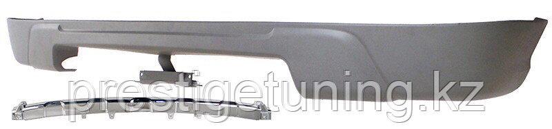 Передняя губа на бампер LC100 1998-2007
