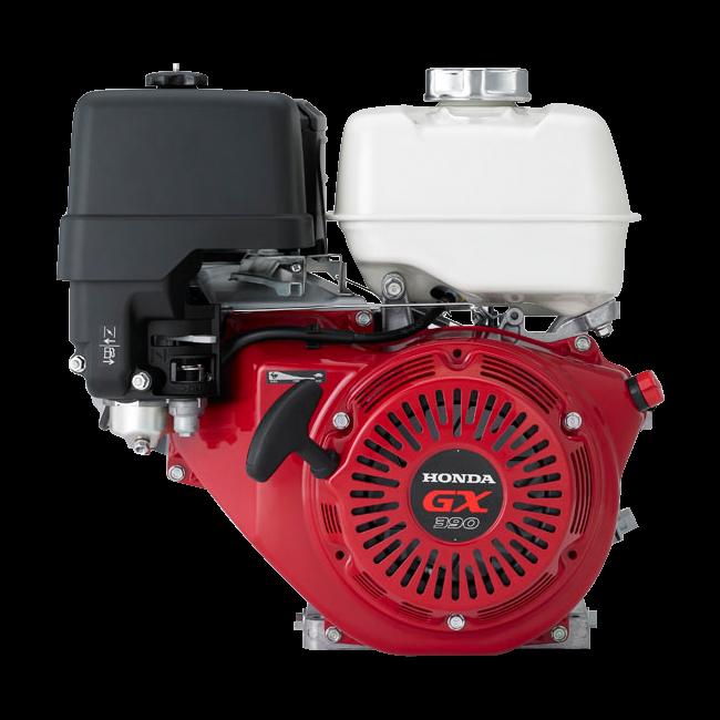 Бензиновый двигатель HONDA GX390UT2 QX-E4-OH