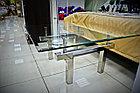 Журнальный столик из нержавеющей стали, фото 5
