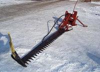 Косилка однобрусная гидрофицированная пальцевая КТУ-2