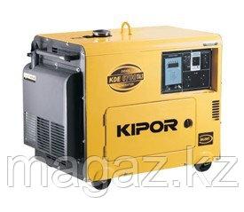 Дизельный генератор KIPOR KDE6700TA3+KEA40026DP52A , фото 2