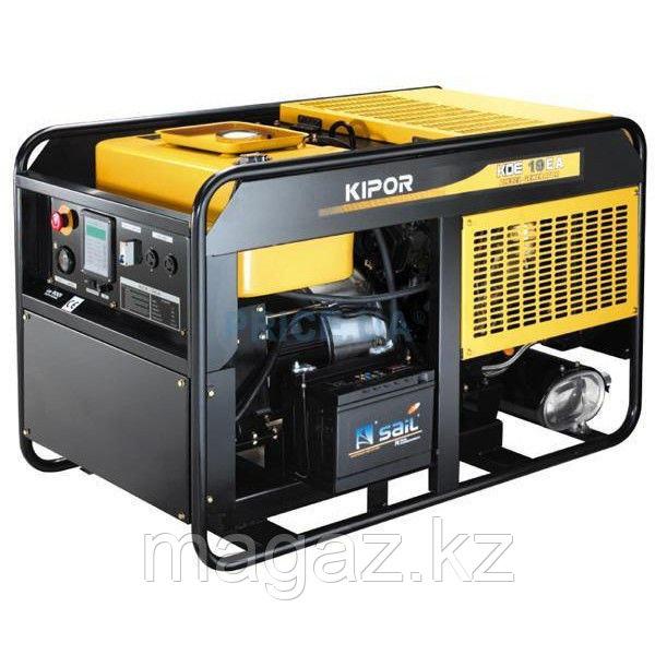 Дизельный генератор KIPORKDE19EA3+KPEC40026DP52A