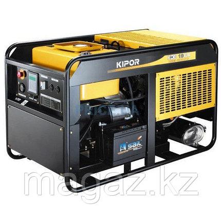 Дизельный генератор KIPORKDE19EA3+KPEC40026DP52A , фото 2