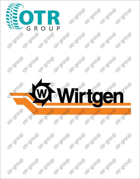 Запчасти Wirtgen W1000