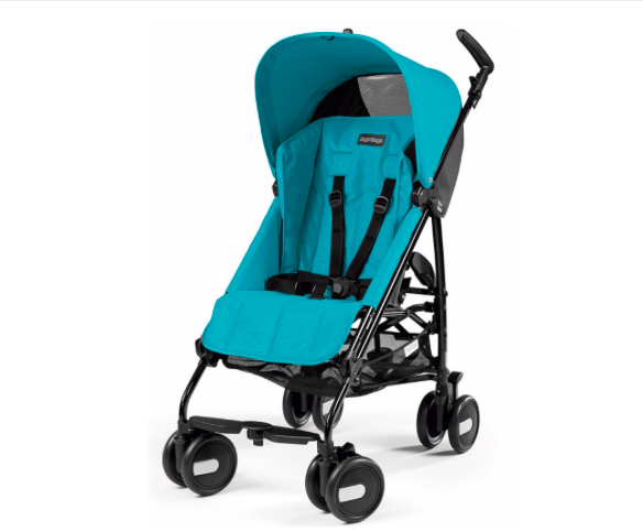Kоляска трость PEG PEREGO Pliko MINI BLOOM SCUBA