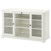 Сервант ЛИАТОРП белый ИКЕА, IKEA, фото 1