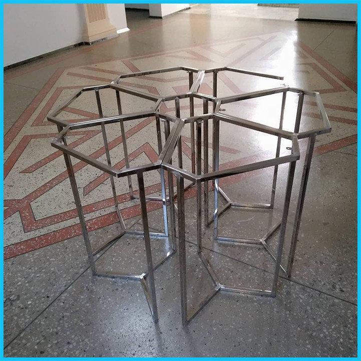 Каркасы для мебели из нержавеющей стали