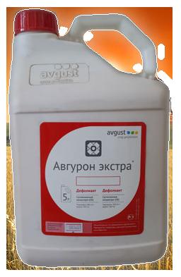 Быстродействующий препарат для дефолиации хлопчатника Авгурон® экстра
