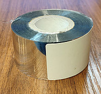 LC1 30мм *100м*25,4mm IN серебряная фольга горячего тиснения