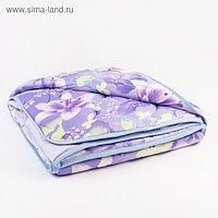 Одеяло облегченное Веста, ОПШ-О-15, 140*205, 200г/м, шерсть мериноса, п/э 100%, цвет микс