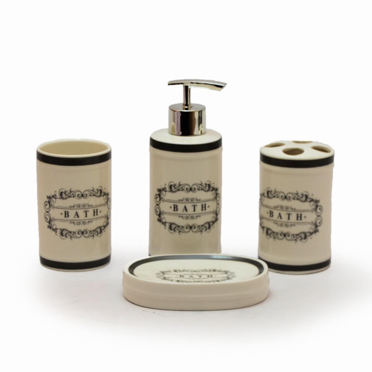 Ванный набор 4 предмет