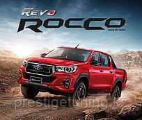 Рестайлинг комплект на Toyota Hilux/Revo 2016-19 дизайн ROCCO