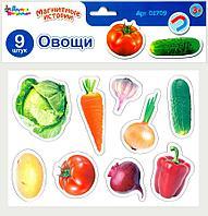 """Магниты - """"Овощи"""""""