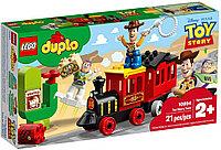 10894 Lego Duplo Поезд «История игрушек», Лего Дупло