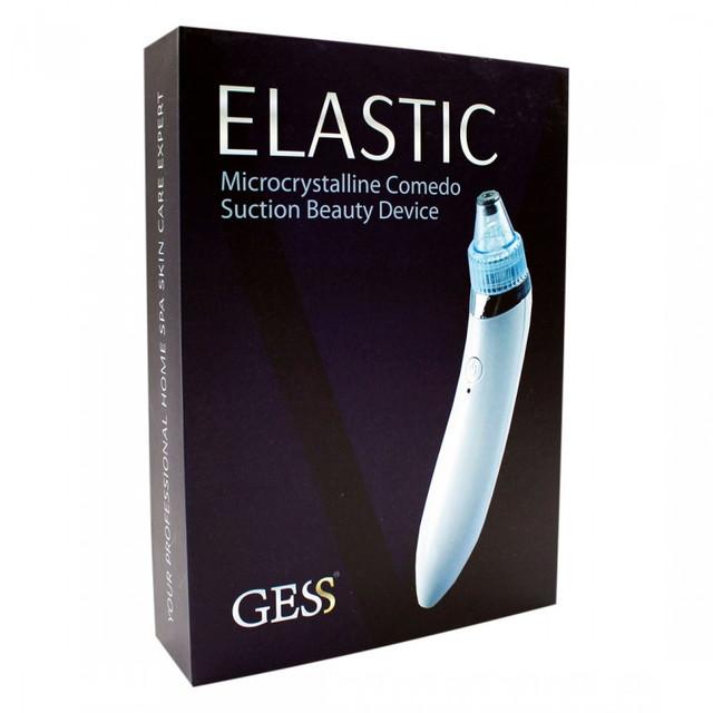 Прибор для вакуумной чистки и дермабразии Elastic GESS-630