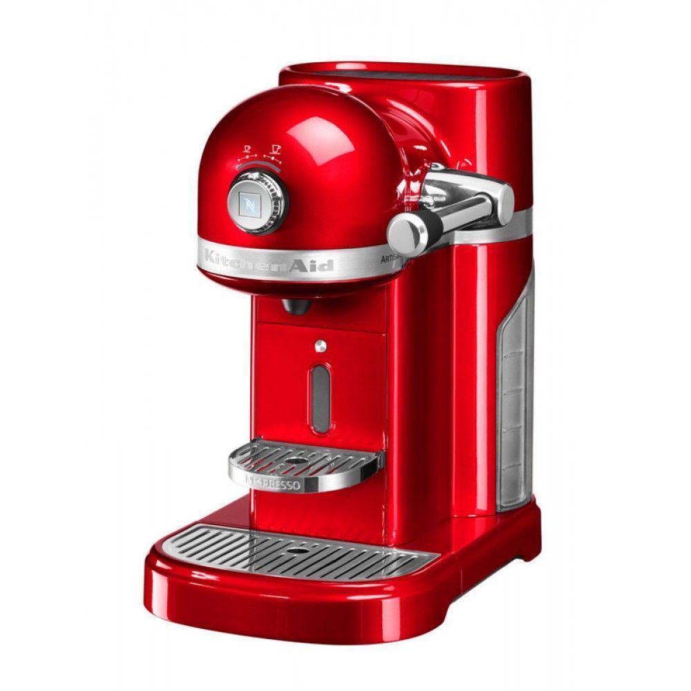 Кофемашина KitchenAid 5KES0503EER красный