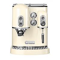 Кофемашина KitchenAid 5KES2102EAC кремовая