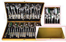 Набор столовых приборов 36 предметов на 12 персон