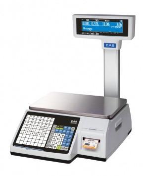 Весы торговые CAS CL3000-6B TCP-IP