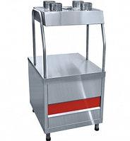 Прилавок для столовых приборов Abat ПСП-70М