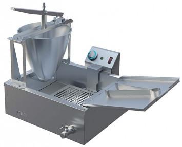 Аппарат для пончиков Crazy Pan CP-WFM16 DONUT