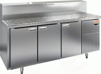 Стол для пиццы HICOLD PZ2-111/GN (1/6)
