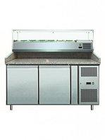 Стол холодильный для пиццы GASTRORAG PZ 2600 TN/VRX 1500/380