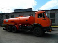 Автобитумовоз ДС-138Б