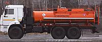 Топливозаправщик АТЗ-10 КАМАЗ-43118, фото 1