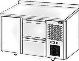 Стол холодильный POLAIR TM2-02-G (внутренний агрегат)