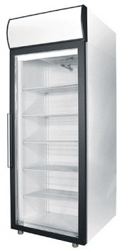 Шкаф холодильный POLAIR DP107-S + мех. замок