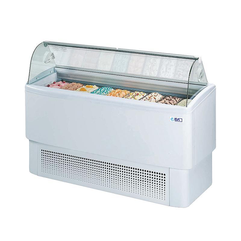Витрина для мороженого ISA Fiji 6