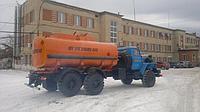 Топливозаправщик  АТЗ-12  (Урал), фото 1