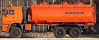 Топливозаправщик АТЗ-22-6522, фото 1