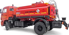 Автоцистерна бензовоз  АЦ-56081-0000010-45