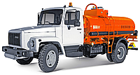 Бензовоз ГАЗ-3309