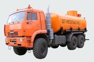 Автоцистерна АЦ-18-65224