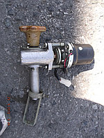 Мотор-редуктор привода топливной рейки КО-318