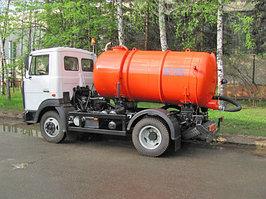 Машина коммунальная КО-529