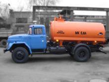 Машина коммунальная МК-5,8