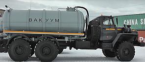 Машина вакуумная МВ-10 на Урале
