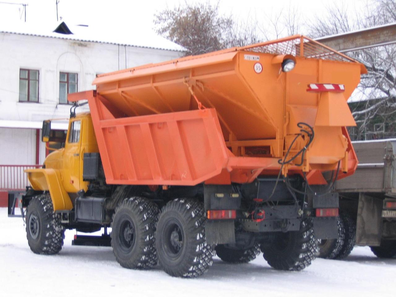 Пескоразбрасывающее оборудование МД-651
