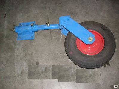 Колесо опорное МК-454 в сб. К 00.000У