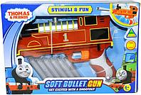 SB438  Бластер Томас Thomas & Friend 6 патронов 20*29