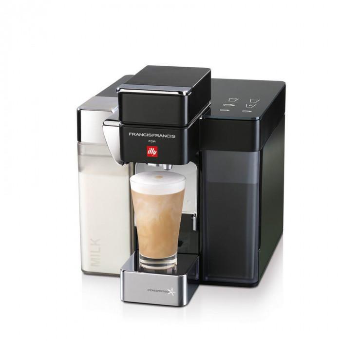 Кофемашина illy Iperespresso Y5 MILK E&C white
