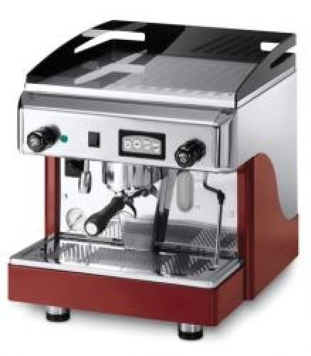 Кофемашина Astoria (C.M.A.) Touch AEP/1 красная